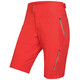 Endura Single Track Lite Shorts II Women coral